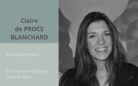 Claire de Proce Blanchard